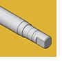 Precision Machined Shaft