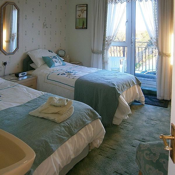 Bedroom 2 Paxcroft Cottage 4 Star Bed & Breakfast, Trowbridge, Wiltshire