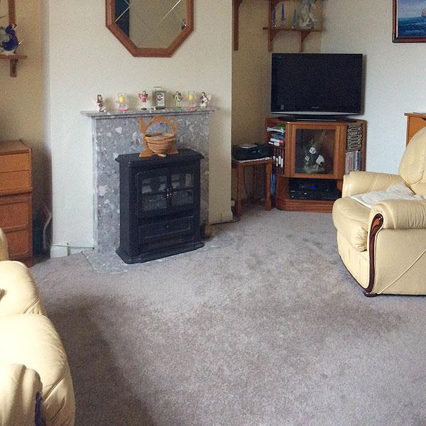 The Lounge Paxcroft Cottage 4 Star Bed & Breakfast, Trowbridge, Wiltshire